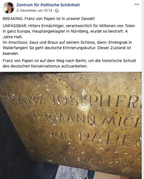 Ohne Rücksicht auf jüdische Mitbürger, werden Täter und Opfer der Shoah in Berlin zusammengeführt.